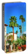 Hotel California Palm Springs Portable Battery Charger