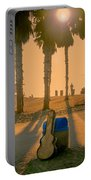 Hotel California Portable Battery Charger