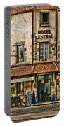Hotel Central In Beaune France Portable Battery Charger