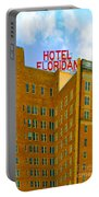 Hotel Floridan Portable Battery Charger