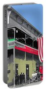 Hotel  Orndorff Colored American Flags Tucson Arizona Circa 1915-2012 Portable Battery Charger