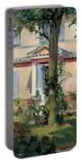House At Rueil Portable Battery Charger