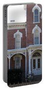 House In Denison Texas Portable Battery Charger