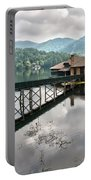 House On The Lake Portable Battery Charger