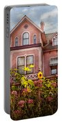 House - Victorian - Summer Cottage  Portable Battery Charger
