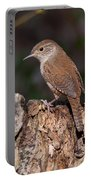 House Wren Portable Battery Charger