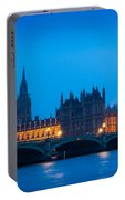 Houses Of Parliament Portable Battery Charger