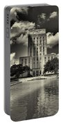 Houston City Hall Portable Battery Charger