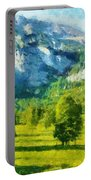 How Green Was My Valley Portable Battery Charger by Ayse Deniz