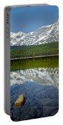 1m3643-howse Peak, Mt. Chephren Reflect Portable Battery Charger