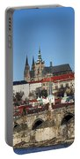 Hradcany - Prague Castle Portable Battery Charger