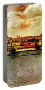 Hradczany - Prague Portable Battery Charger