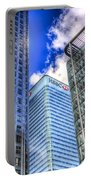 Hsbc Tower London Portable Battery Charger
