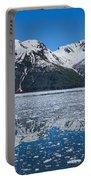 Hubbard Glacier Mountain Reflection Portable Battery Charger