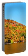 Hudson River Fall Foliage Portable Battery Charger