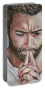 Hugh Jackman Portable Battery Charger