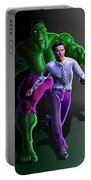 Hulk - Bruce Alter Ego Portable Battery Charger