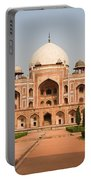 Humayuns Tomb Portable Battery Charger