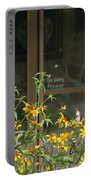 Humming Bird In Flight Portable Battery Charger