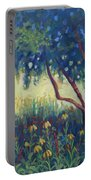 Hummingbird Gardens Portable Battery Charger