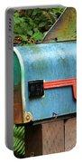 Hummingbird Mailbox Portable Battery Charger