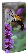 Hummingbird Moth Portable Battery Charger