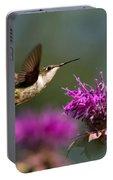 Hummingbird Moving Along Portable Battery Charger