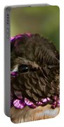 Hummingbird Portrait Portable Battery Charger