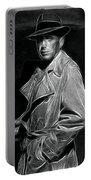 Humphrey Bogart - Pencil Portable Battery Charger