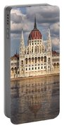 Hungarian Parliament Budapest Portable Battery Charger