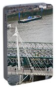 Hungerford Bridge Portable Battery Charger