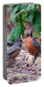Hungry Baby Robin Portable Battery Charger