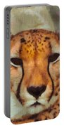 Hungry Cheetah Portable Battery Charger