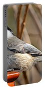 Hungry Chickadee  Portable Battery Charger
