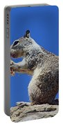 Hungry Ground Squirrel Portable Battery Charger