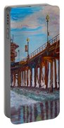 Huntington Beach Pier 2 Portable Battery Charger