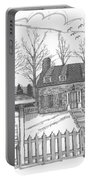 Hurley Historical Society Portable Battery Charger