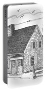 Hurley Stone House Portable Battery Charger
