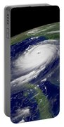 Hurricane Katrina Portable Battery Charger