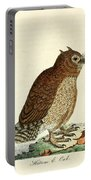 Hutum Owl  Portable Battery Charger