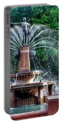 Hyde Park Fountain Portable Battery Charger