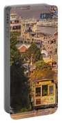 Hyde Street Cable Car Portable Battery Charger