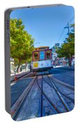Hyde Street Trolley Portable Battery Charger
