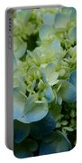 Hydrangea 2 Portable Battery Charger