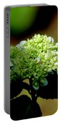 Hydrangea 4 Portable Battery Charger