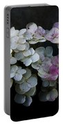 Hydrangea Dreams Portable Battery Charger