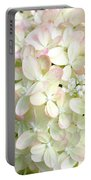 Hydrangeas 3 Portable Battery Charger