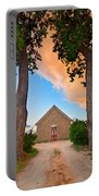 Hygiene Colorado Church Of The Brethren 1880 Sunset Portable Battery Charger