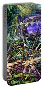 We Are Nonphysical Spiritual Energy, Each Part Of The Unity Of Total Divine Consciousness- Winter 3 Portable Battery Charger