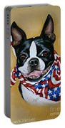 I Am Sam Portable Battery Charger by Susan Herber